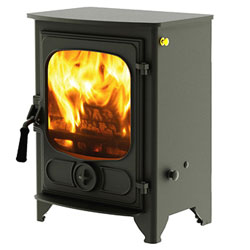 Charnwood Country 4 Multifuel Wood Burning Stove