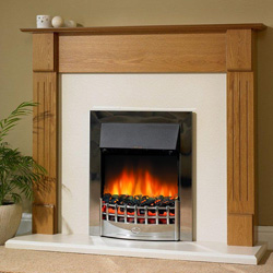 Delta Fireplaces Backford Electric Suite