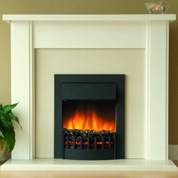 Delta Fireplaces Bretton Electric Suite