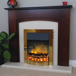 Delta Fireplaces Byley Electric Suite