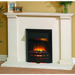 Delta Fireplaces Catral Electric Suite