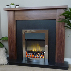 Delta Fireplaces Corwen Electric Suite