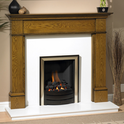 Delta Fireplaces Omaha 48 Surround