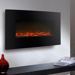 Eko Fires 1120 Hang on the Wall Electric Fire