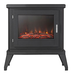Eko Fires 1350 LED Black Electric Stove
