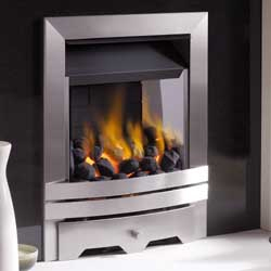 Eko Fires 3025 Contemporary Slimline Fingerslide Gas Fire