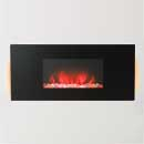Apex Mirage Flat Widescreen Deluxe Hang on the Wall Electric Fire