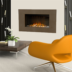 Europa Fireplaces Calvi Expresso Electric Fire