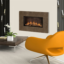 Europa Fires Loko Truffle Wall Mounted Electric Fire