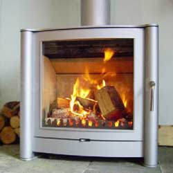Firebelly FB2 Wood Burning Stove with Boiler