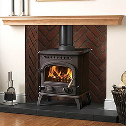 Firewarm Stoves 4 Multi Fuel Stove