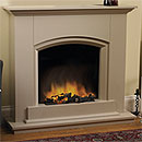 Flamerite Beaux Electric Fireplace Suite