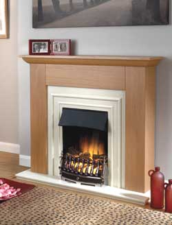 Flamerite Mimosa Electric Fire Suite