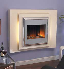 Flamerite Lucca Electric Suite Fires