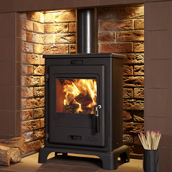 Flavel Dalton Wood Burning Multifuel Stove