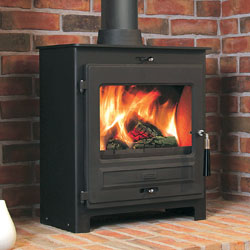 Flavel No2 SQ07 Wood Burning Multifuel Stove