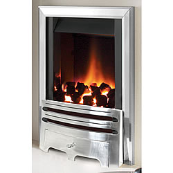 Flavel Warwick Contemporary Powerflue Gas Fire