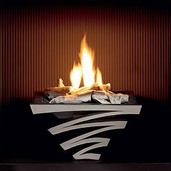 Gallery Astra Gas Basket Fire