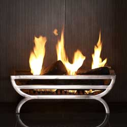 Gallery Cradle Large Fire Basket