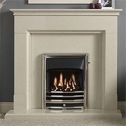Gallery Langdon Marble Fireplace