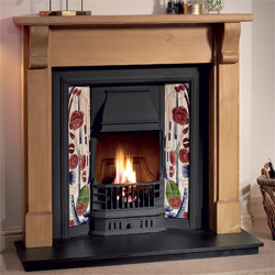 Gallery Prince Cast Iron Solid Fuel Package