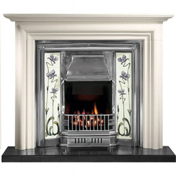 Gallery Sovereign Cast Iron Solid Fuel Package