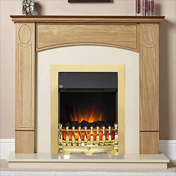 Garland Fires Agar Electric Fireplace Suite