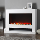 Garland Fires Corona Electric Fireplace Suite 2Kw Designer Electric Fireplace Suite