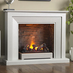 Garland Fires Hornet Electric Fireplace Suite