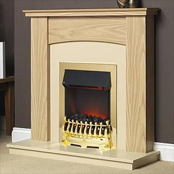Garland Fires Seville Electric Fireplace Suite