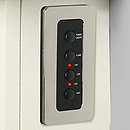 Garland Side Push Button Controls<br>