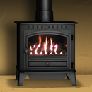 Hunter Stoves Herald 6 Gas Stove