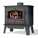 Hunter Stoves Herald 6 Inglenook Gas Stove