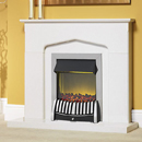 Inferno Zenith Marble Fireplace Complete Marble Fireplace