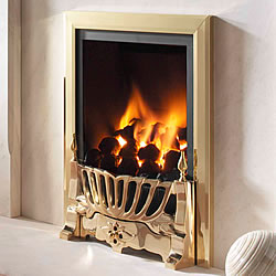 Flavel Kenilworth Balmoral Powerflue Gas Fire