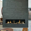 Apex Fires Liberty 10 Frameless Open Fronted Gas Fire