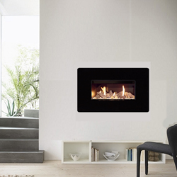 Apex Fires Liberty 6 Single Open Fronted Gas Fire