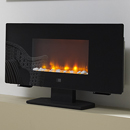 Orial Fires Cougar Electric Fire Hang on the Wall or Freestanding Electric Fire