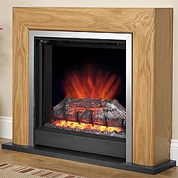 Orial Fires Norton Electric Fireplace Suite