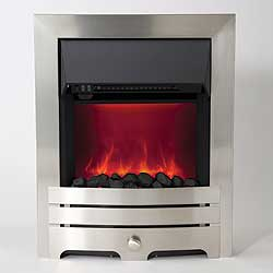 Orial Fires Sapphire LED Electric Fire