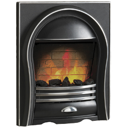Pureglow Annabelle Eglo Inset Electric Fire