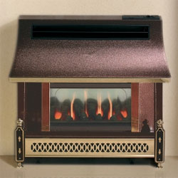 Robinson Willey Sahara LFE Gas Fire