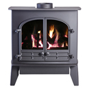 Hunter Stoves Selene 6D Gas Stove