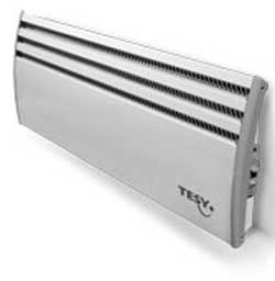 Eco-Heater® Wall Mounted Whole Room Electric Space Heater (110400)
