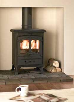 Valor Willow Multi-Fuel / Woodburning Stove - Hotprice.co.uk