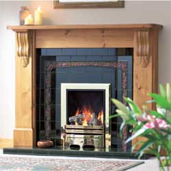Woodform Interiors Cambridge Fireplace Surround