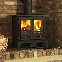 Gallery Firefox 12 Multi Fuel Stove