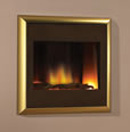 Flamerite Landscape Bronze / Brass Trim