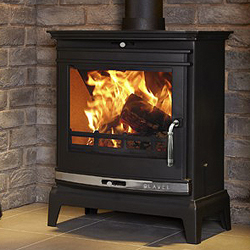 Flavel Rochester 7 Wood Burning Multifuel Stove