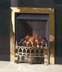 Legend Fires Spirit Superslim Inset Gas Fire